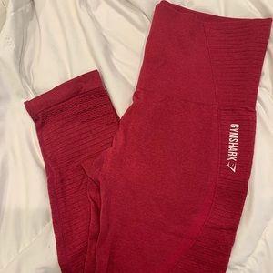 Gymshark high wasted seamless leggings